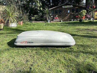 Car Roof Box Used • 51£